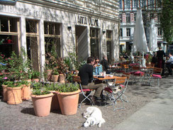 Top 5 cafes in Prenzlauer Berg