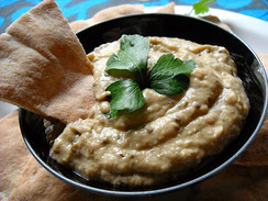 Babaganoush: ricetta light