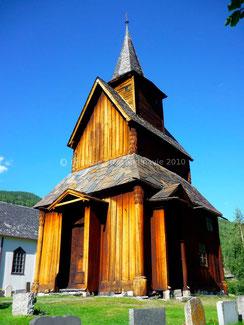 Stavkirke de Torpo