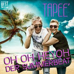 Neuer Sommerhit von TaPee' - OH OH HEYOH Der SUMMERBEAT - VÖ am 14.06.2019