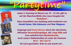 PARTYTIME auf der MaschseeWelle - www.maschseewelle.de