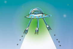 Plakat Theater Mummpitz - Illustration: Peter Schössow