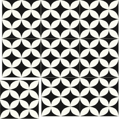 Carreaux de ciment Floorilège - Motif vintage VI7