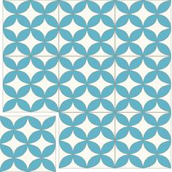 Carreaux de ciment Floorilège - Motif vintage VI2