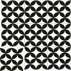 Carreaux de ciment Floorilège - Motif vintage VI5