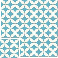 Carreaux de ciment Floorilège - Motif vintage VI1