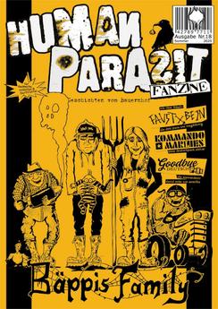 HUMAN PARASIT #18