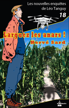 Un polar drôle de la série Léo Tanguy, le Poulpe breton