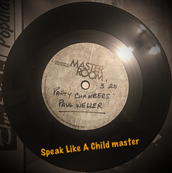 Speak Like A Child master 7""