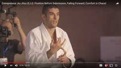 Rener Gracie al Tai Lopez Private Retreat (dicembre 2016)