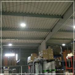 倉庫LED照明納入事例