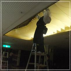 LED照明工事事例