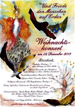Plakatentwurf: Barbara Scholz                      durch Anklicken vergrößern