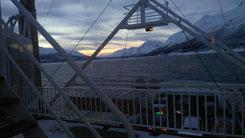 La fin de la nuit polaire à l'extrême nord de la Norvège