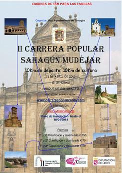 II CARRERA SAHAGUN MUDEJAR 21-04-2013