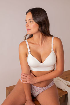 Bravadodesigns, Still-BH,Baumwolle, Algodon, Cotton, Nursing Bra