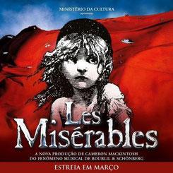 Jean Valjean - Les Miserables Brasil