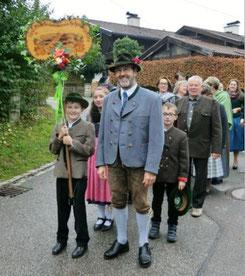 Vereinsjahrtag in Holzolling