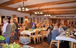 Frühjahrsversammlung mit Pflanzlmarkt