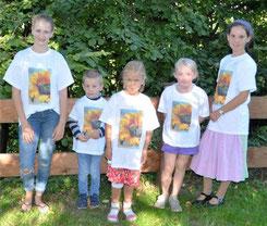 Sonnenblumenwettbewerb