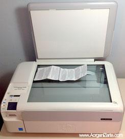 Escanea las facturas y ponlas junto a la garantía - www.AorganiZarte.com