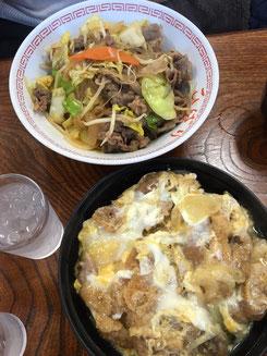 ひばり食堂 かつ丼