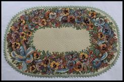 Tischläufer Table Runner Tablecloth