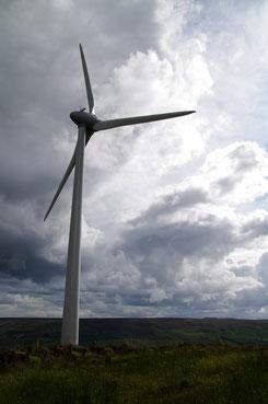 アイルランド風車
