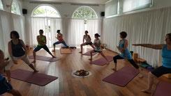Täglich sanftes Yoga