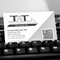 Kontakt Torautomatik Team AG - TAT Hofstrasse 96A 8620 Wetzikon
