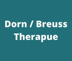 Dorn / Breuss Therapie