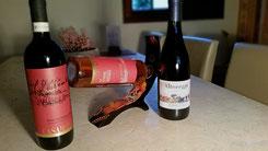 Rotwein aus Italien, Spanien, Frankreich, Portugal und Deutschland