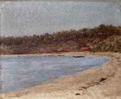 Guillaume Alaux; Bassin d' Arcachon. Cap ferret. Landes. Bassam. Antiquaire Bordeaux