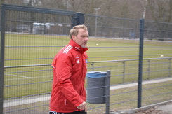 Trainer Thorsten Fink
