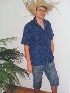 Hawaii Hemd und Hut, Fr.15.-