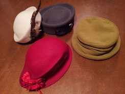Edle Damenhüte Fr. 5.50