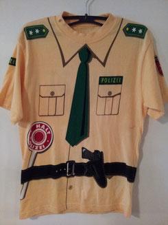 Polizeishirt, Gr.ca152, Fr.7.-
