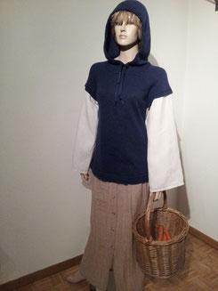 Marktfrau/ Magd,,Gr.S/M, Fr.21.-