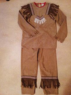 Indianer, Gr.152, Fr.19.-