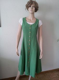 Bauerntochter/ Magd, Grünes Kleid,Gr.ca.M/L, Fr.29.-