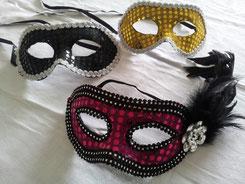 Venezia/Barock Masken, Fr. 3.- / 4.-