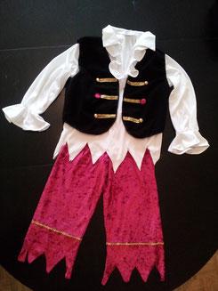 Zigeuner/ Pirat, Gr.140,Fr.19.-