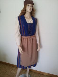 Tracht oder Marktfrau/Magd, Gr.M/L>Rock+Schürze Fr.30.-.-