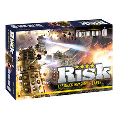 Risk Doctor Who