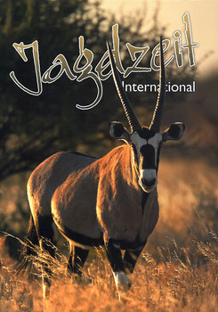 Jagdzeit International 18, Cover = Oryx