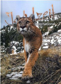 Jagdzeit International 19, Cover= Berglöwe