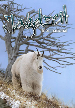 Jagdzeit International 12, Cover= Mountain Goat, Billy