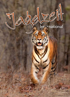 Jagdzeit International 11, Cover = Tiger