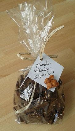 Kirsch-Walnuss-Schokolade