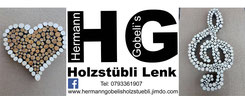 Winter-Märit Mülchi - Aussteller Herman Gobeli's Holzstübli Lenk